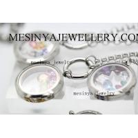 Buy cheap 5mm 6mm birthstone round for floating memory glass locket from wholesalers