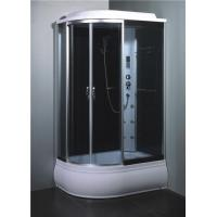 Buy cheap Computer Controlled Sliding Complete Glass Steam Shower Cubicle for Sale from wholesalers