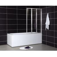 Buy cheap Easy Clean Glass Folding Shower Door for Bathtub from wholesalers