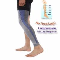 Buy cheap Thin Sports Compression Leg Sleeves from wholesalers