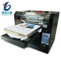 Buy cheap Desktop T-shirt Printer Professional Industrial Direct to Garment Textile Printing Machine from wholesalers