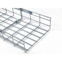 Buy cheap Wire Mesh Cable Tray High Quality Electrozinc CM100 Wire Mesh Cable Trays with Low Price from wholesalers