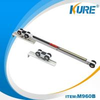 Buy cheap One Side Soft Closing Aluminium Cabinet Sliding Hanger Door Rollers from wholesalers