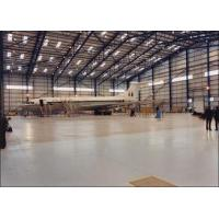 Buy cheap I / H Beams Constructed Metal Aircraft Hangar Buildings Providing Grand Interior Space from wholesalers