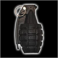Buy cheap Rubber Training Hand Grenade from wholesalers