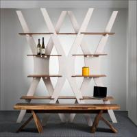 Buy cheap Bookshelves,coat Hanger Multifunctional Freestanding Space Divider 'X-mas Tree', Furniture Shelves from wholesalers