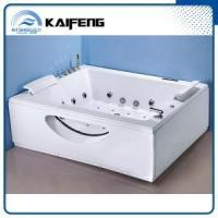 Buy cheap 2 person Indoor Sex Jet Bath Tub from wholesalers