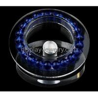 Buy cheap Acrylic display factory custom acrylic lucite jewelry bracelet holder displays BDJ-090 from wholesalers