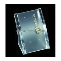 Buy cheap Customized acrylic stands for display jewelry store display jewelry display holders EDJ-051 from wholesalers
