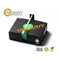 Buy cheap Lunch Fast Food Custom Printed Food Boxes Health And Safety product
