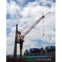 Buy cheap 5030-QTD160 Luffing Jib Tower Crane from wholesalers