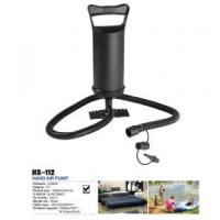 Buy cheap HS-112 hand air pump for inflatable boat from wholesalers