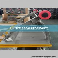 Buy cheap Escalator Step 468544 Escalator Aluminum Step, 600mm product