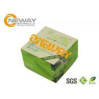 Buy cheap Wax Coated Paper Custom Product Boxes For Display And Promotion from wholesalers