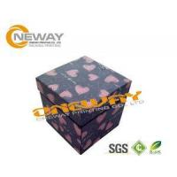 Buy cheap Custom Flat Pack Plastic Packing Boxes For Gift , Chocolate Packaging Boxes from wholesalers
