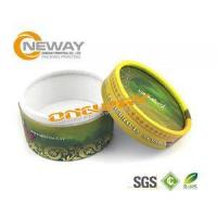 Buy cheap Printed Round Gift Packaging Box / Cardboard Gift Boxes With Lids from wholesalers