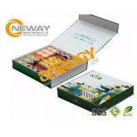 Buy cheap Disposable Custom Printed Packaging Boxes Folding Sushi Packing Box from wholesalers