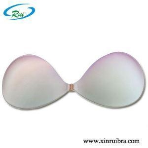 Quality Strapless Sponge Adhesive Bra Factory Wholesale Sexy Underwear With High Quality Silicone Bra for sale