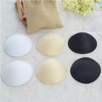 Buy cheap White Soft Comfortable Bra Cups for Swimwear Bra Removable Pads Silicone Bra from wholesalers