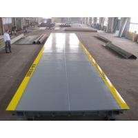 Buy cheap Weighbridge Hot Sale 100 Ton Digital Truck Scale from wholesalers