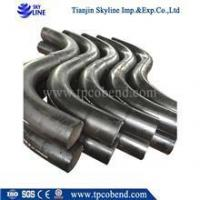Buy cheap Manufacturer Supply Carbon Steel Hot Induction pipe Bend from wholesalers