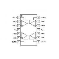 Buy cheap Operational Amplifier 470A 6MHz Rail-to-Rail I/O CMOS Operational Amplifier from wholesalers