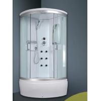 Buy cheap Cheap Sector Corner Shower Cabin with White ABS Back Board from Wholesalers