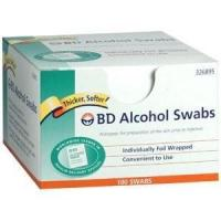 Buy cheap BD Alcohol Swabs from wholesalers