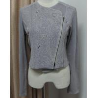 Buy cheap Embroidery Knit Jacket from wholesalers