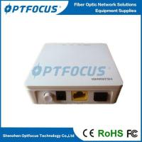 Buy cheap HG8010H Single Ethernet Port GPON Terminal FTTH ONT Apply to FTTH Mode English Firmware from wholesalers
