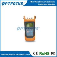 Buy cheap PON Optical Power Meter Test Equipment 1310nm 1490nm/1550nm Downstream Measurement from wholesalers