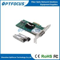 Buy cheap Gigabit Server PCI-Express Card Adapter 1000Mbps Ethernet Network 2 Port from wholesalers