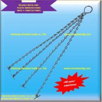 Buy cheap Link chain assembly set Flower pot chain registe from wholesalers