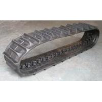 Buy cheap Agricultural Rubber Track 400*90*46 combine harvester rubber track,kubota rubber track product