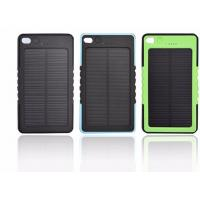 Buy cheap e-cigarette Waterproof Solar Charger 8000mah from wholesalers