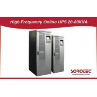 Buy cheap Three Phase 380V AC 20, 40, 80 KVA High Frequency online UPS with RS232, AS400, RS485 from wholesalers