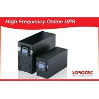Buy cheap 1, 2, 3 KVA 220V - 240V AC High Frequency Online UPS with RS232, SNMP, USB / 8A 50 - 60 Hz from wholesalers