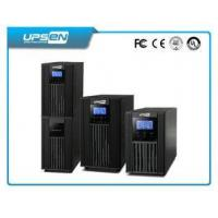 Buy cheap 1Kva - 20Kva IGBT Dual Conversion HF Online UPS System 50Hz / 60Hz from wholesalers