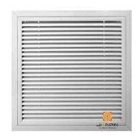 Buy cheap RAG-D Hinged Thin Blade Return Air Grille from wholesalers