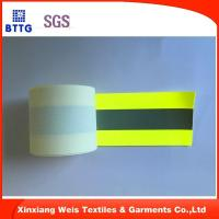 Buy cheap reflective tape flame retardant reflective tape silver/yellow/silver from wholesalers