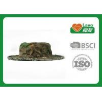 Buy cheap Layo Tactical Camo Boonie Cap , UV - Proof Sun Protection Hats from wholesalers