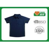 Buy cheap Summer Moisture Wicking Clothing , Quick Dry Fishing Shirt Sportwear from wholesalers