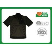 Buy cheap Anti Sweat Wicking T Shirts , Fast Drying T Shirts Olive Color from wholesalers
