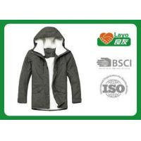 Buy cheap Grey Color Warm Padded Jacket , Down Winter Jackets For Women from wholesalers