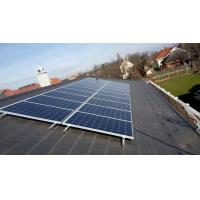 Buy cheap PV Solar Mounting Bracket pitch shingle roof solar mounting/home solar panel kit from wholesalers