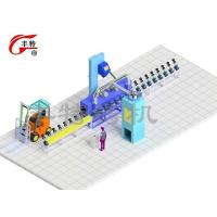 Buy cheap GP Series Steel Wall Tunnel Shot Blasting Machines, Shot Peening Machines from wholesalers