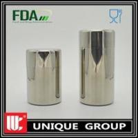 18/8 Coffee Stainless Steel Airtight Storage Container Cannister Jar