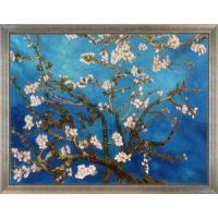 Buy cheap Vincent Van Gogh Famous Oil Paintings Branches of An Almond Tree in Blossom Reproduction from wholesalers