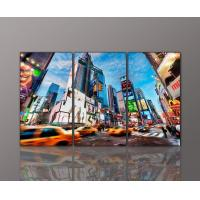 Buy cheap New York City Black White Picture Custom Canvas art Print Reproduction from wholesalers