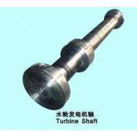 Buy cheap Alloy Steel Forged Turbine Shaft Custom OEM Forged Steel Shaft from wholesalers